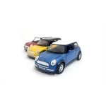 WELLY 49766 MINI COOPER 1:30