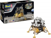 REVELL 03701 APOLLO 11 LUNAR MODULE EAGLE 1:48