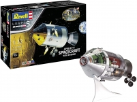 REVELL 03703 APOLLO 11 SPACECRAFT & INTERIOR 1:32