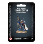 WARHAMMER 99070101047 PRIMARIS CAPTAIN IN PHOBOS ARMOUR