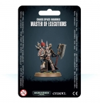 WARHAMMER 99070102013 CHAOS SPACE MARINES MASTER OF EXECUTIONS