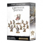WARHAMMER 99120205037 START COLLECTING! GREYWATER FASTNESS