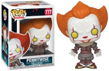 FUNKO 40627 POP! MOVIES: / IT: CHAPTER 2 - PENNYWISE W/ OPEN ARMS
