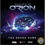 DEVIR CBG MASTER OF ORION BOARD GAME