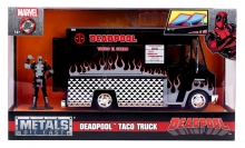 JADA 30540 1:24 DEADPOOL FOOD TRUCK