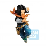 BANPRESTO 57899 DRAGON BALL Z THE ANDROID BATTLE WITH / DRAGON BALL FIGHTERZ ANDRIOD 17 FIGURE