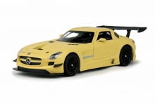 MOTORMAX 79501 1:24 MERCEDEZ BENZ SLS AMG GT3 ( MATT COLOR SERIES )