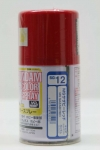 MRHOBBY SG12 MS SAZABY ROJO SPRAY