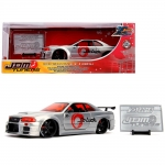 JADA 31085 1:24 20TH 2002 NISSAN SKYLINE GT-R