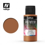 VALLEJO 62016 PREMIUM COLOR OCRE OSCURO