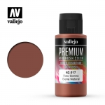 VALLEJO 62017 PREMIUM COLOR SIENA NATURAL