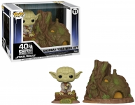 FUNKO 46765 POP! TOWN: / STAR WARS - YODAS HUT