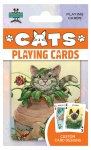 MASTERPIECES 92062 CATS PLAYING CARDS