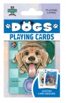 MASTERPIECES 92063 DOGS PLAYING CARDS