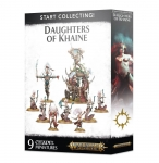 WARHAMMER 99120212022 START COLLECTING! DAUGHTERS OF KHAINE