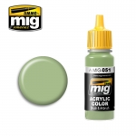 AMMO MIG JIMENEZ AMIG0051 MEDIUM LIGHT GREEN