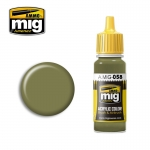 AMMO MIG JIMENEZ AMIG0058 LIGHT GREEN KHAKI