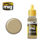 AMMO MIG JIMENEZ AMIG0067 LIGHT SAND GREY