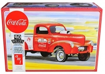 AMT 1145 1:25 COCA COLA 1940 WILLYS GASSER PICKUP TRUCK