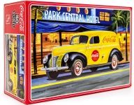 AMT 1161 1:25 COCA COLA 1940 FORD SEDAN DELIVERY VAN