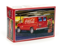 AMT 1173 1:25 1977 FORD DELIVERY VAN W/COCA COLA MACHINE
