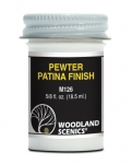 WOODLAND 126 PEWTER PATINA FINISH (5/8 FL.OZ)