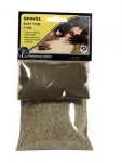WOODLAND 1288 BUFF FINE GRAVEL (7OZ. BAG)