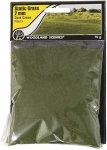 WOODLAND 613 STATIC GRASS DARK GREEN (2MM BAG)