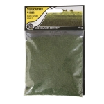 WOODLAND 617 STATIC GRASS DARK GREEN (4MM BAG)