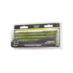 WOODLAND 781 PEEL N PLACE MEDIUM GREEN EDGING STRIPS (4)