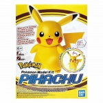 BANDAI 81105 POKEMON: PIKACHU. BANDAI POKEMON MODEL KIT