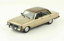 MAGAZINE ARGAQV05 1982 FORD FALCON GHIA, GOLD-BROWN