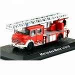 MAGAZINE AT4144109 1:72 MERCEDES BENZ L1519, FIRE ENGINE