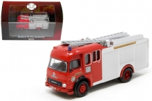 MAGAZINE AT4144112 1:72 BEDFORD TK FIRE APPLIANCE, FIRE ENGINE