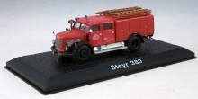 MAGAZINE AT7147015 1:72 STEYR 380, FIRE ENGINE
