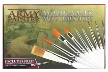 ARMY PAINTER ST5113P MEGA BRUSH SET