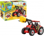 REVELL 00815 TRACTOR WITH LOADER AND FIGURE