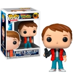 FUNKO 48705 POP! MOVIES: BACK TO THE FUTURE- MARTY IN PUFFY VEST