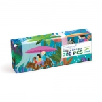 DJECO DJ07607 PUZZLES GALLERY CHILDRENS WALK 200 PIEZAS