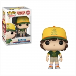 FUNKO 38532 POP! TELEVISION: STRANGER THINGS - DUSTIN (AT CAMP)