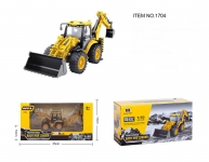 HUINA 1704 1:50 DIE-CAST METAL FORKIFT