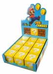 CANDY 17254 NINTENDO QUESTION MARK BOX - COIN 12 PACK