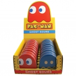 CANDY 17249 PAC MAN GHOST - SOUR 18 PACK
