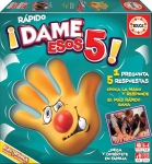 EDUCA 17914 BOARD GAMES RAPIDO - DAME ESOS 5