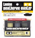 TAMIYA 87098 WEATHERING SET E: YELLOW, GRAY & GREEN