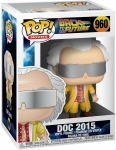 FUNKO 46915 POP! MOVIES: BACK TO THE FUTURE- DOC 2015