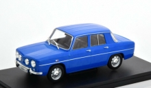 MAGAZINE 24RE8 1968 RENAULT 8 TS. BLUE