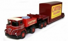 MAGAZINE 4654101 CARTERS STEAM FAIR FODEN GENERATOR & LOW LOADER *THE GREATEST SHOW ON EARTH*
