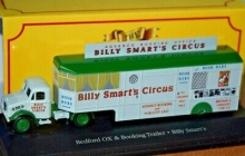 MAGAZINE 4654103 BEDFORD OX & BOOKING TRAILER. BILLY SMART S *THE GREATEST SHOW ON EARTH*