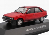 MAGAZINE ARGAQV11 1986 RENAULT 11 TURBO. RED